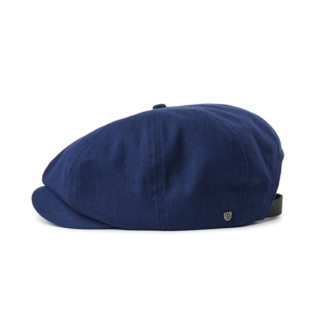 BRIXTON #Adjustable Snap Cap WASHED/NAVY
