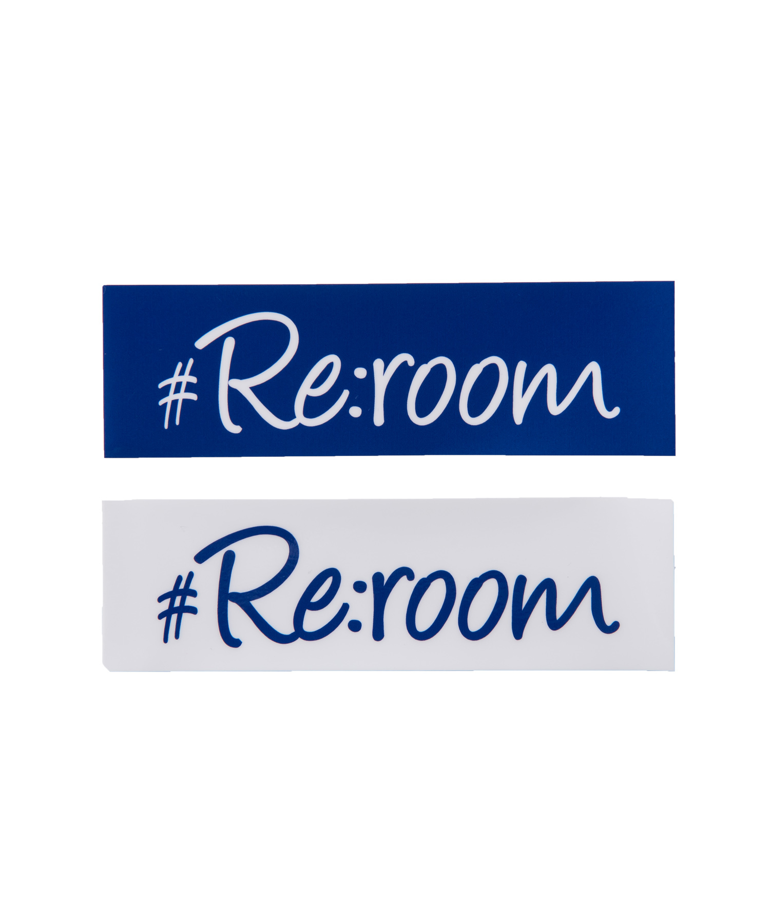 #Re:room LOGO STICKER[REG019]