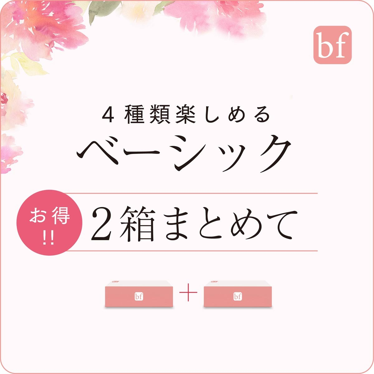 bf ベーシック【2箱セット】