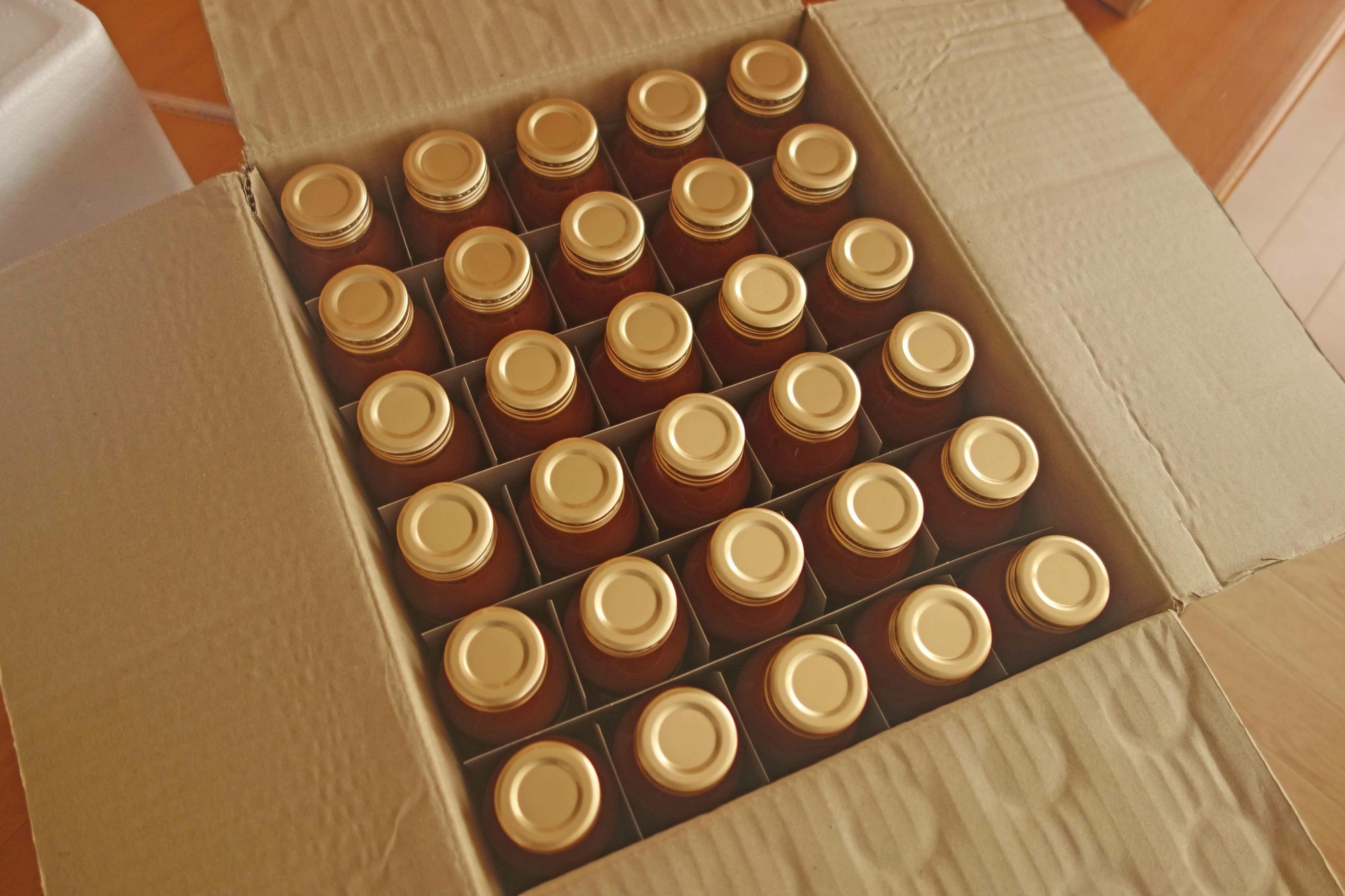 金筋トマトジュース小瓶30本 業務用