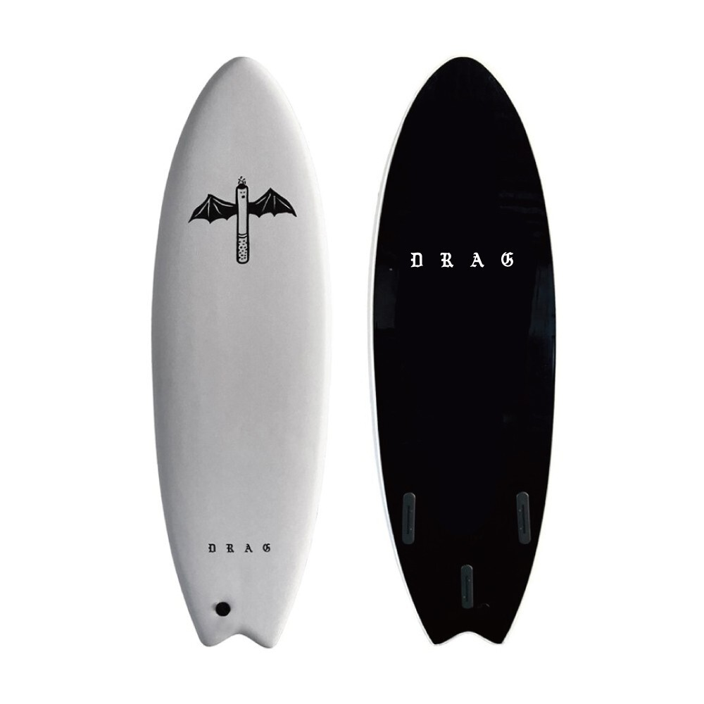 2020 SWALLOWTAIL THRUSTER COLLECTION 5'6