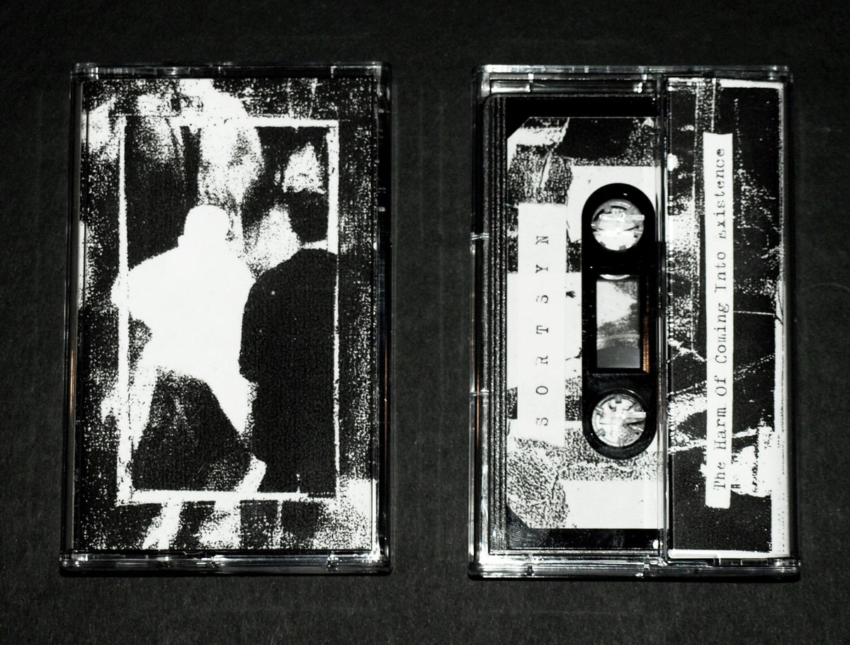 SORTSYN - THE HARM OF COMING INTO EXISTENCE   Tape - 画像2