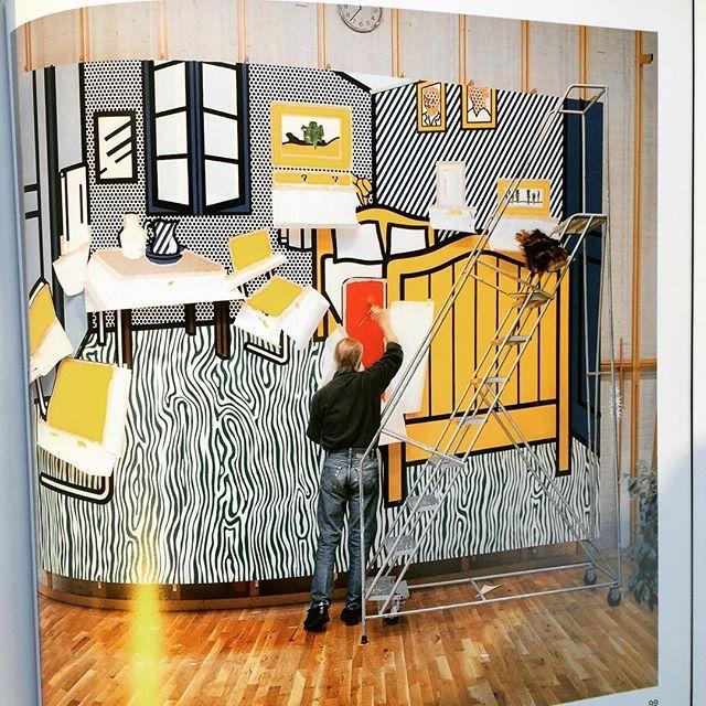 写真集「Roy Lichtenstein in His Studio」 - 画像2
