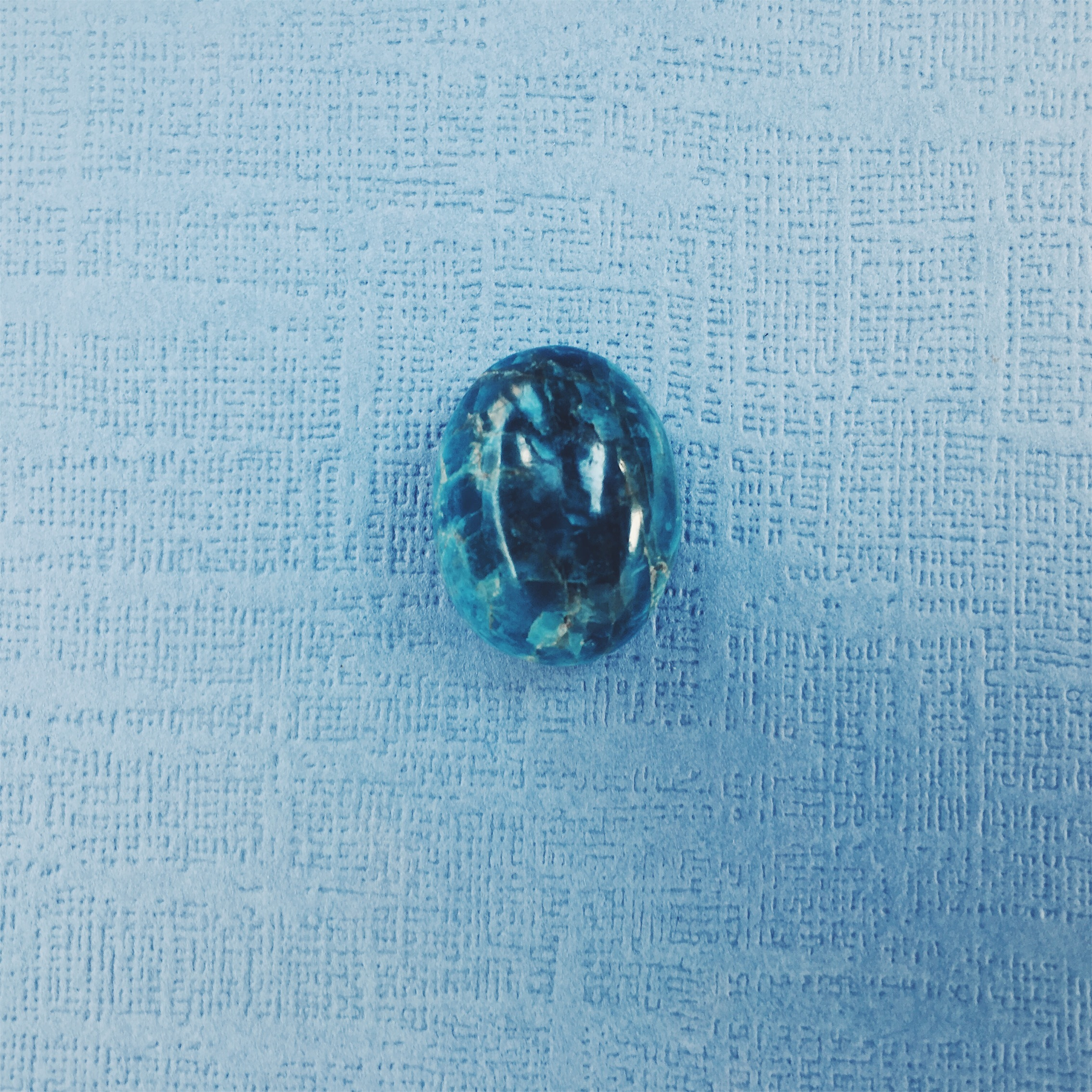 Apatite 〜絆〜 gemstone
