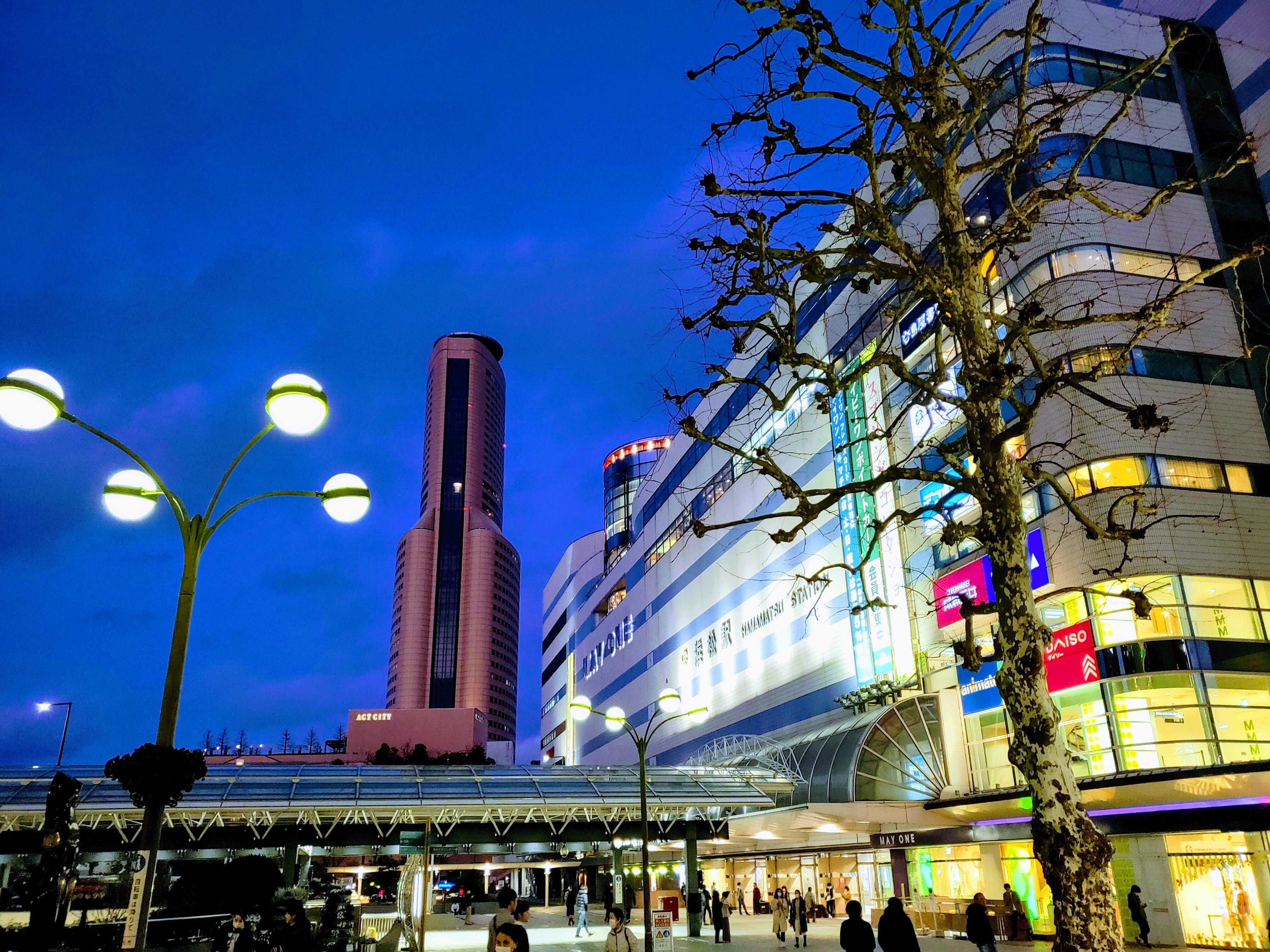 地方の暮らし、浜松市に住む実体験の中から3つ答えます。