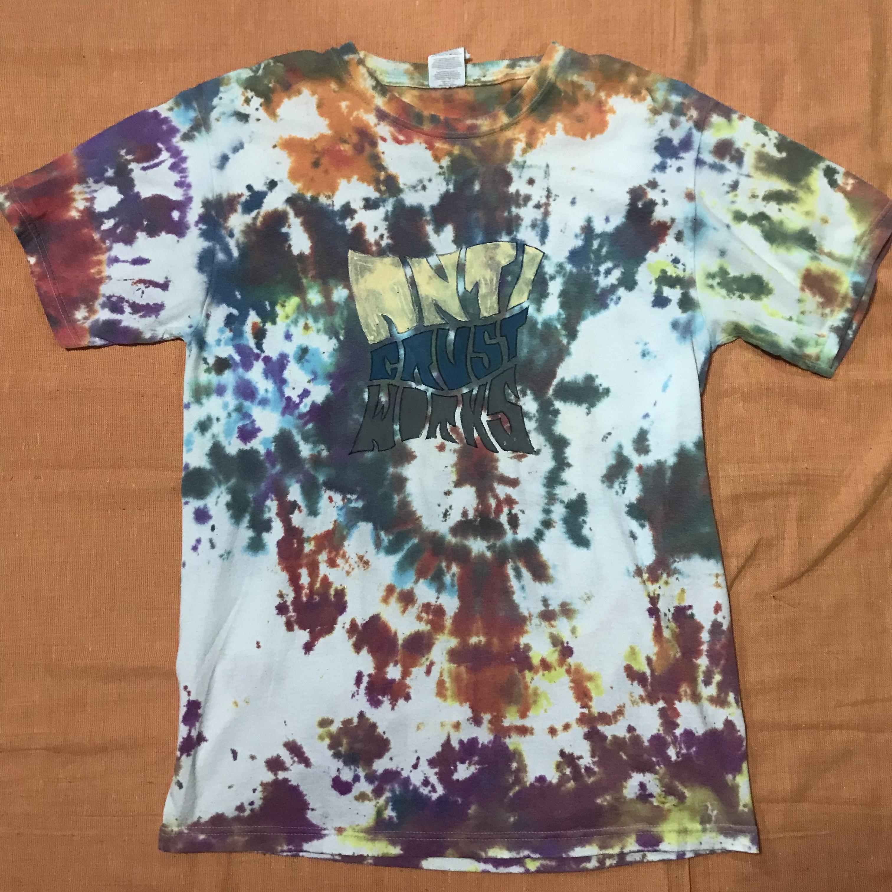 ANTI CRUSTWORKS  Tシャツ