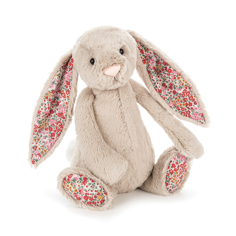 Blossom Beige Bunny Large_BL2BB