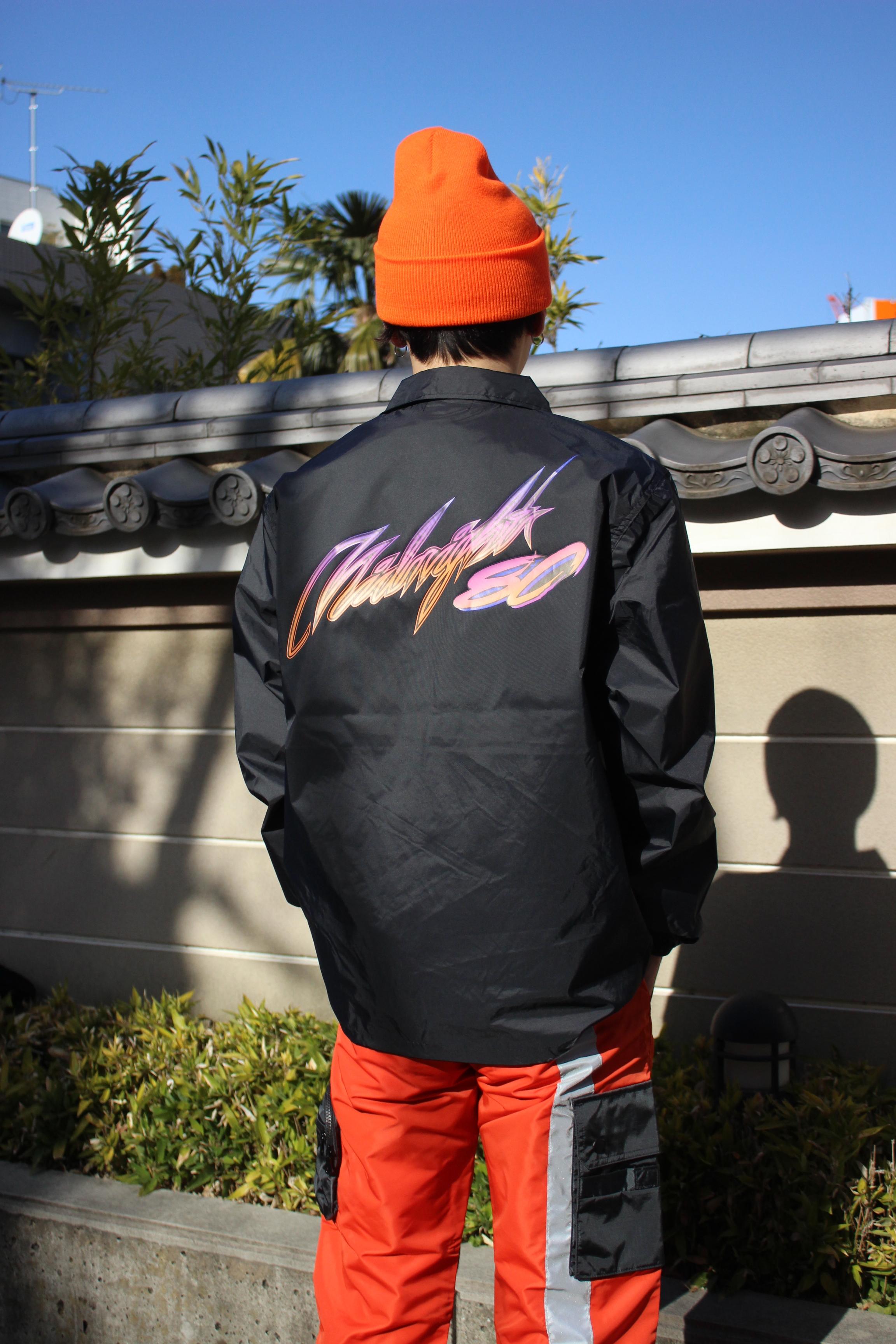 Midnight80 cosch jacket / BLACK  - 画像4
