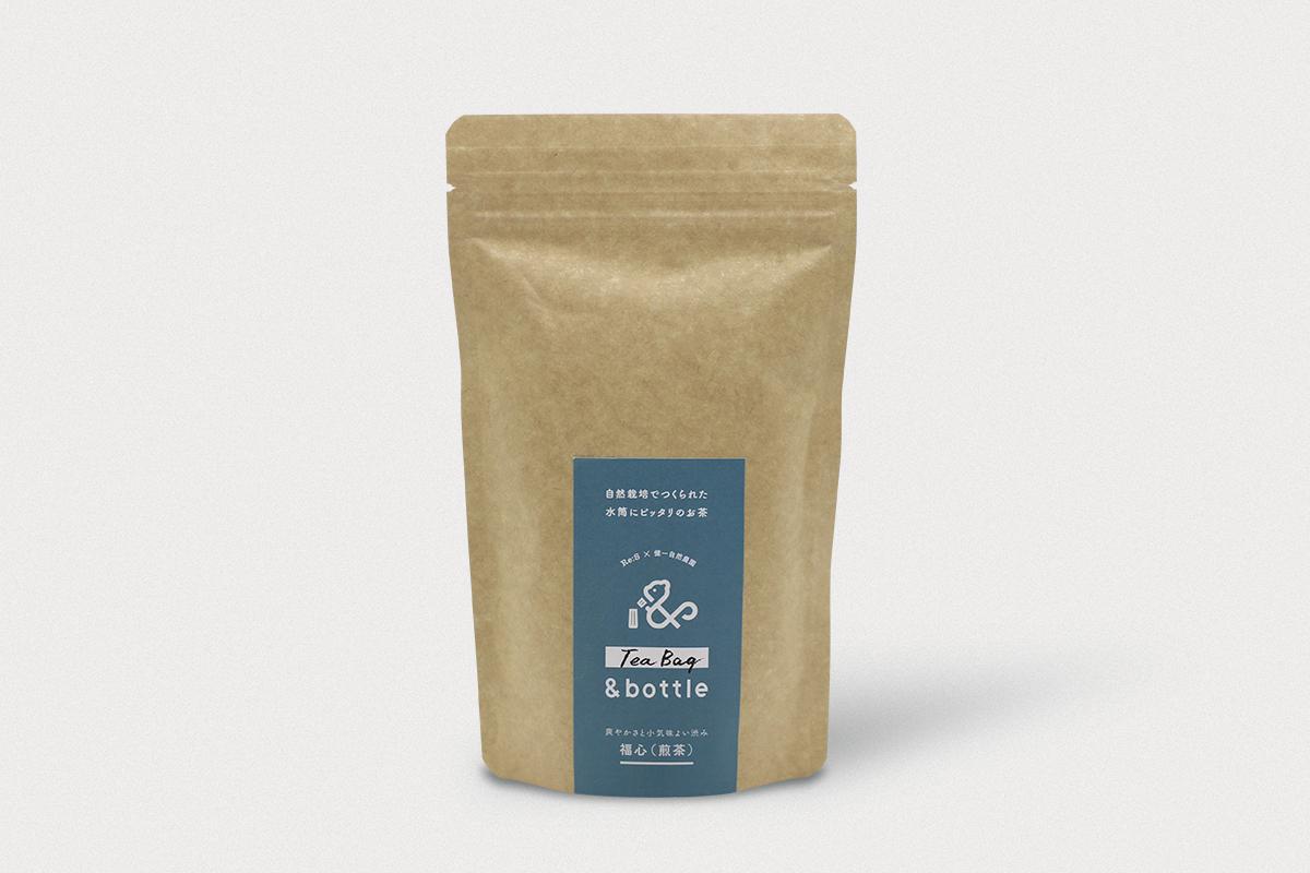 Tea bag / 福心(煎茶)【15個入】