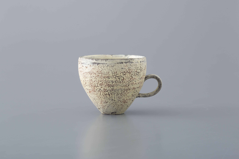 Mug cup (白) / 大澤 哲哉