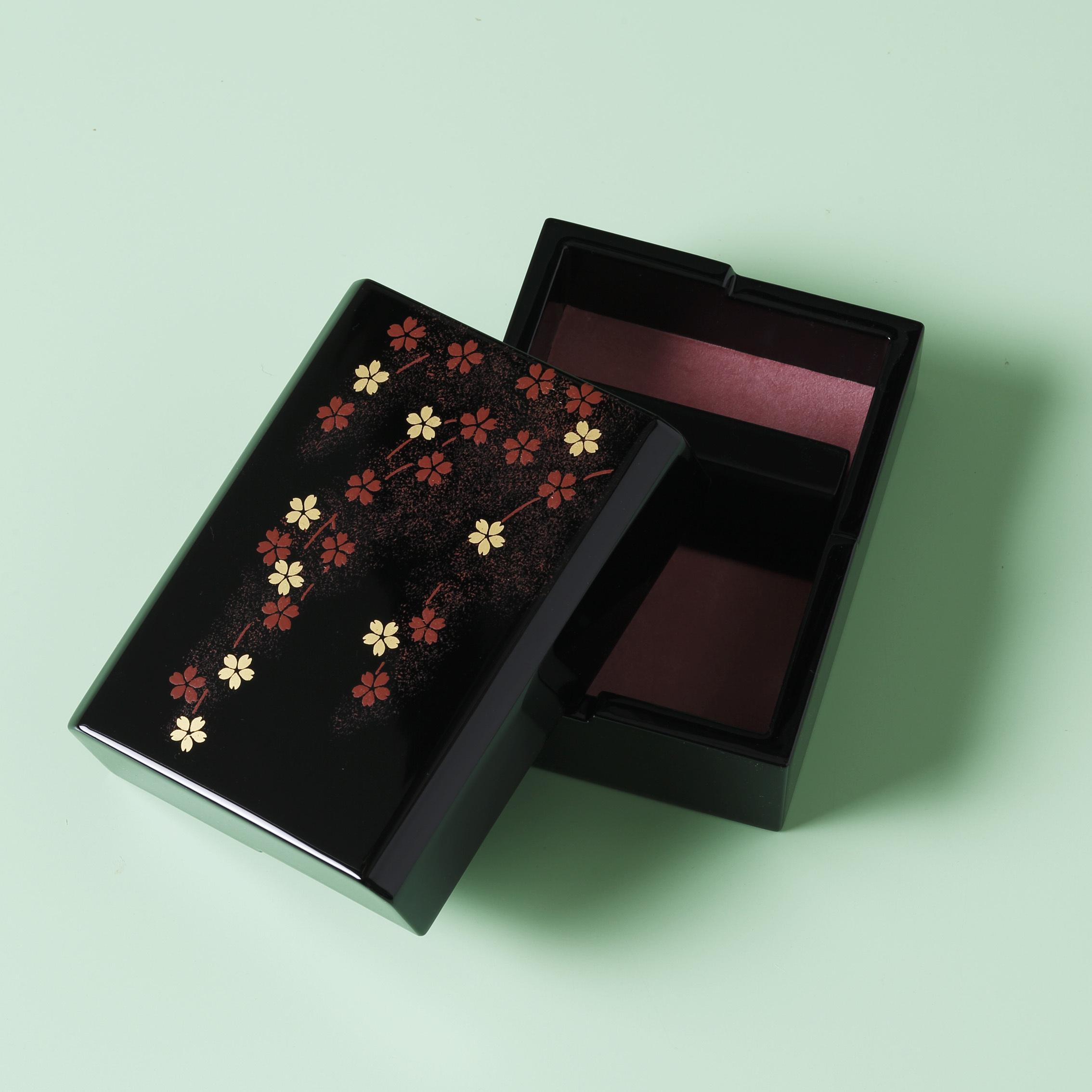 桜 カードケース