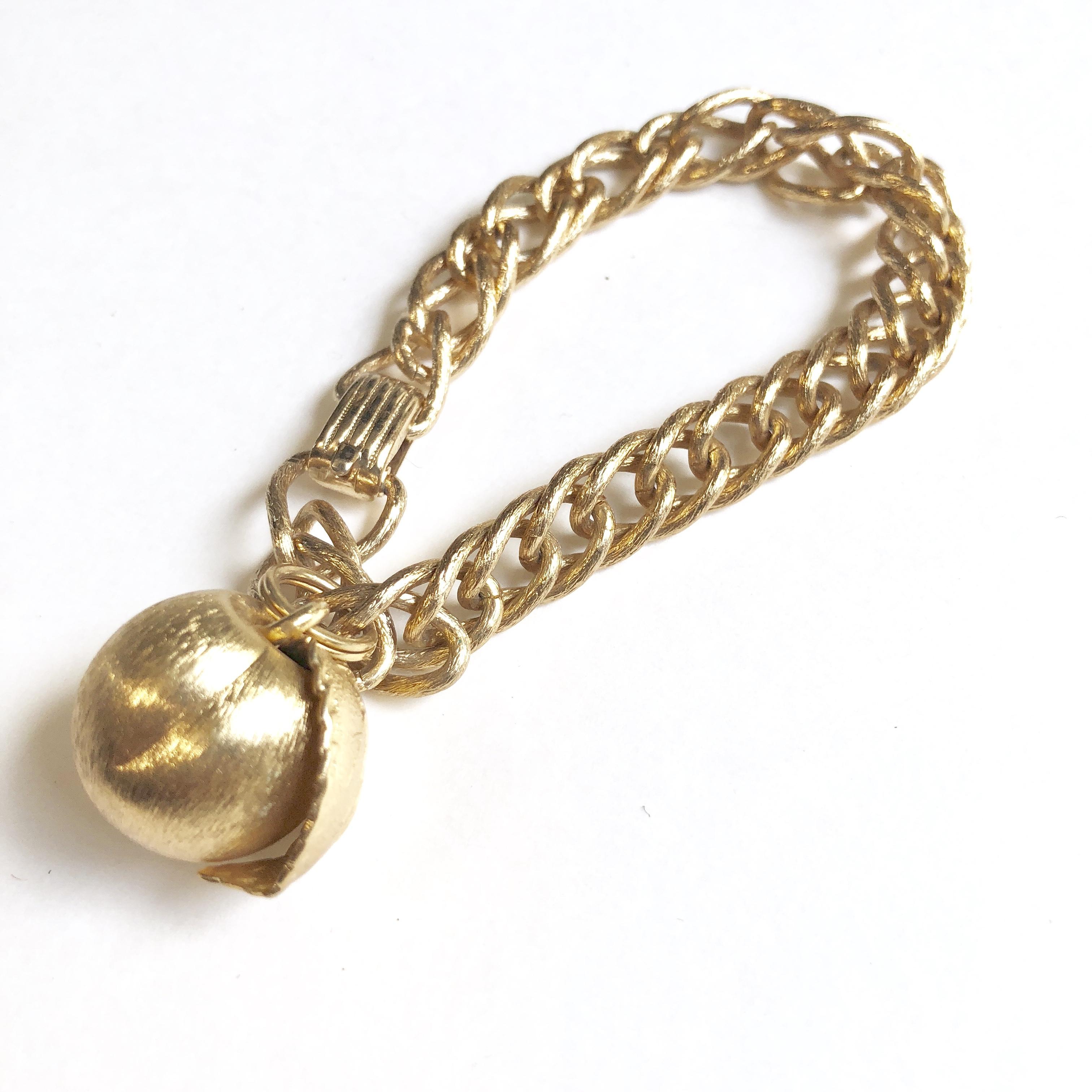 Napier charm bracelet *