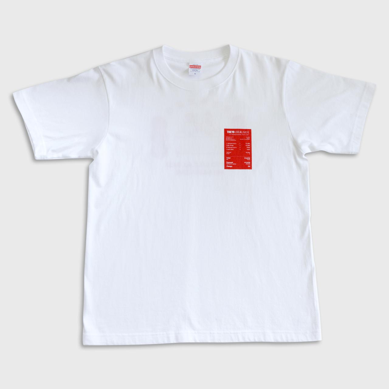 「東京地域基地」TOKYO L.O.C.A.L BASE  Tシャツ
