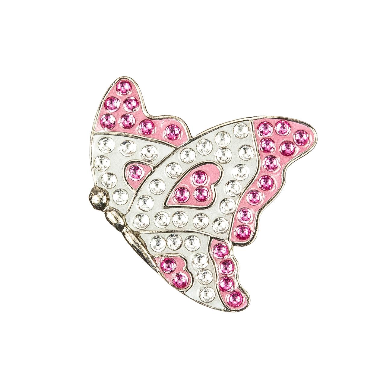 33. Butterfly in Flight Pink