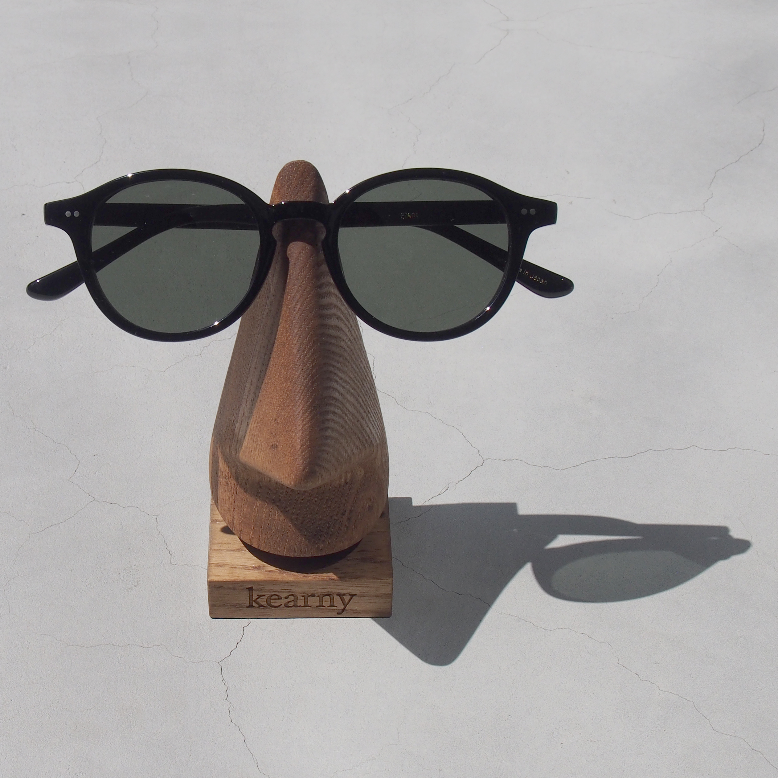 Kearny Grant black (sunglasses)