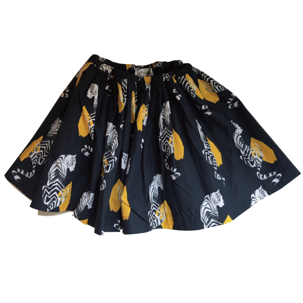Ronypony Tiger skirt ( 4Y)