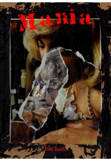 MANIA -Foul Inside (3″CD)