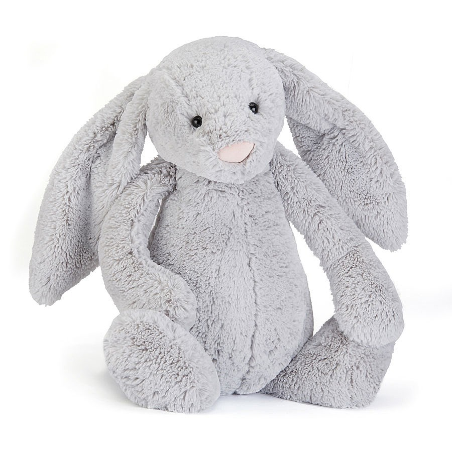 Bashful Silver Bunny Large_BAL2BS