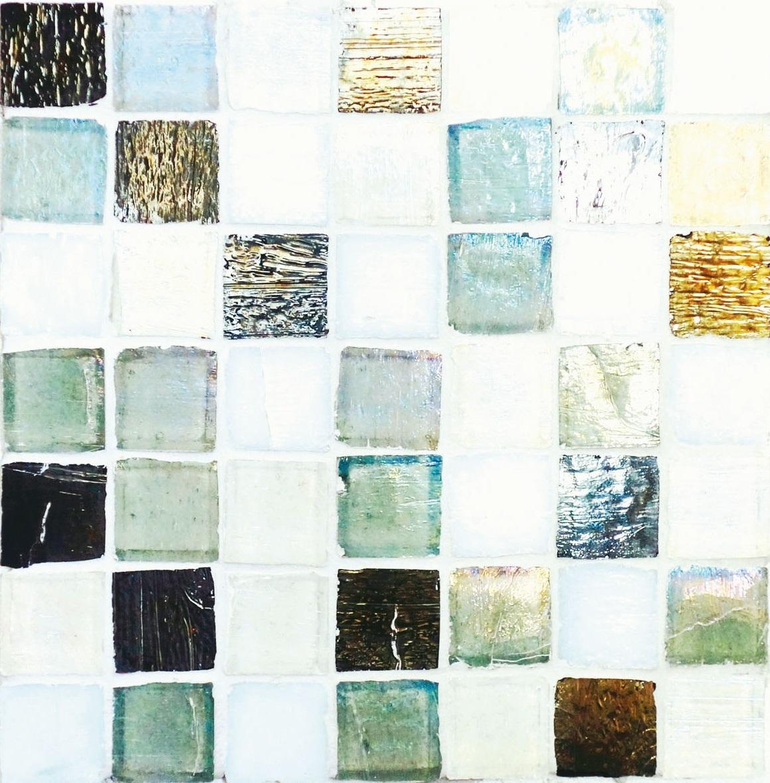 Staind Grass Mosaic【Mix e】ステンドグラスモザイク【ミックス e】