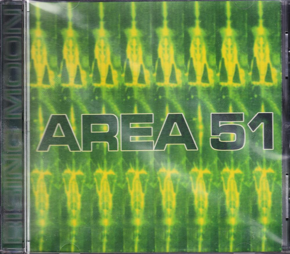 RISING MOON 『Area 51 ※(訳アリ商品:盤面キズ多)』
