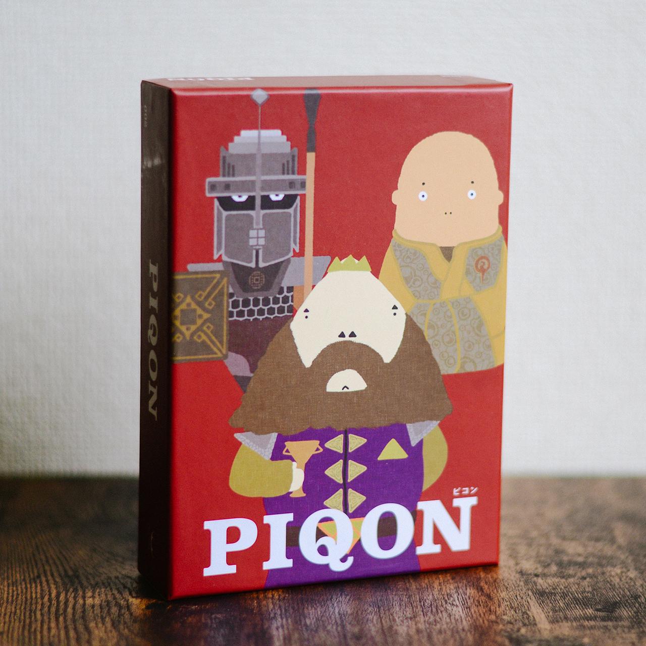 PIQON(ピコン)(ルール改訂版)