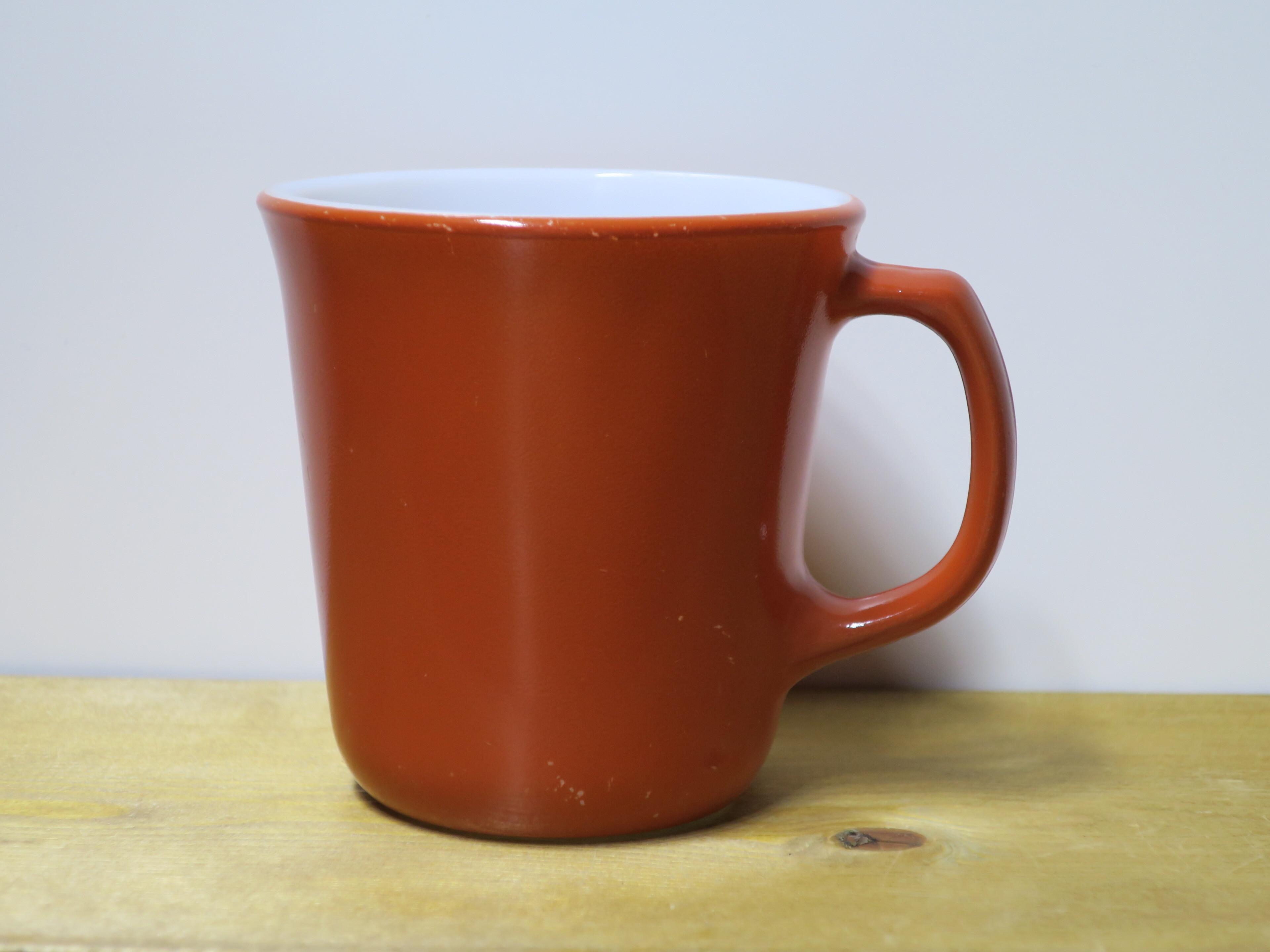 Corelle(コーニング社)  カラー 茶