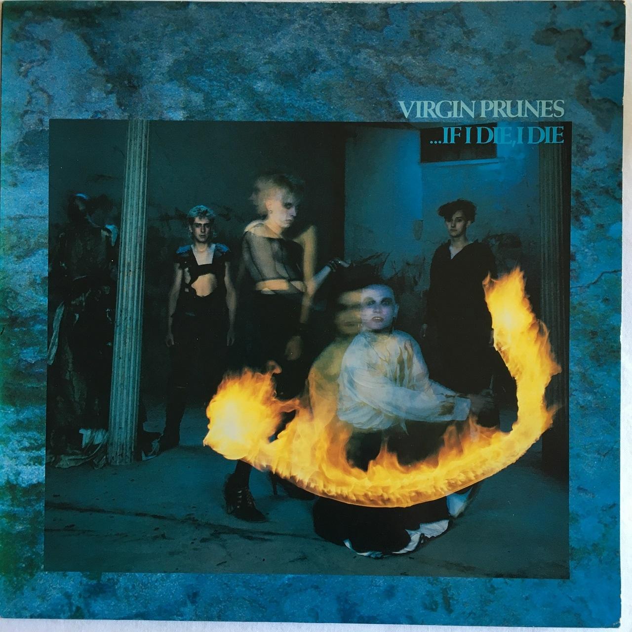 【LP・英盤】Virgin Prunes / If I Die, I Die