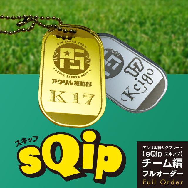 sQip『スキップ』 チーム編
