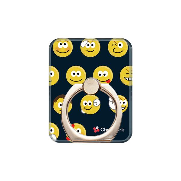 Emoji スマホリング