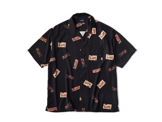 RAW × INTERBREED|Package Textile Shirts【Restock】