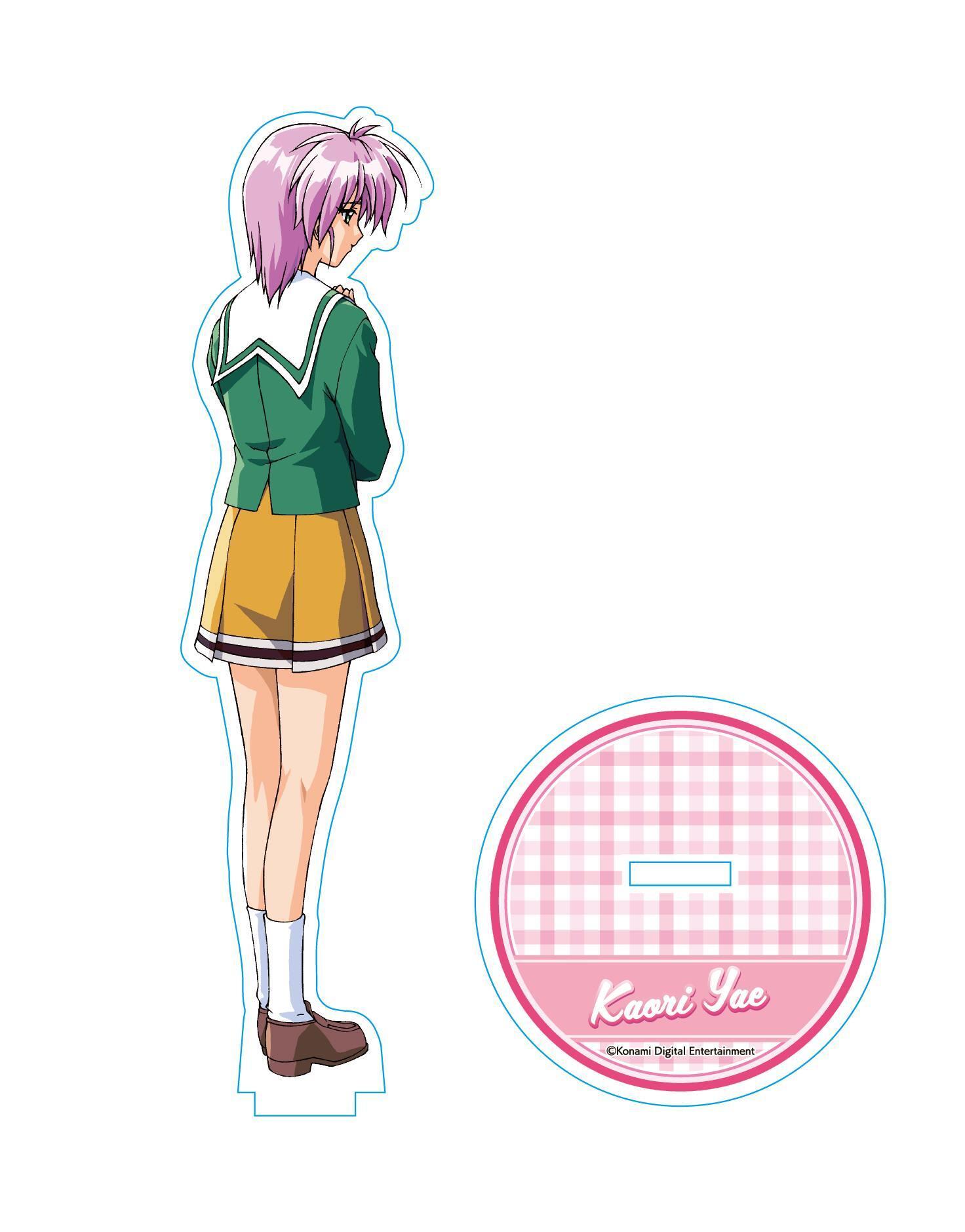 ときめきメモリアル2  アクリルスタンド  八重 花桜梨