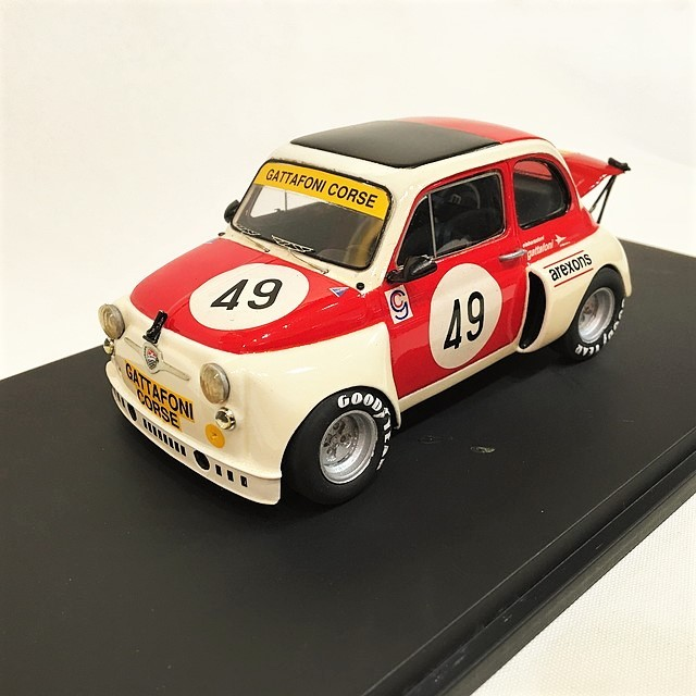 Fiat 700 GIANNINI GR 5 1975 1/24【IV Model Factory】【1個のみ】【税込価格】