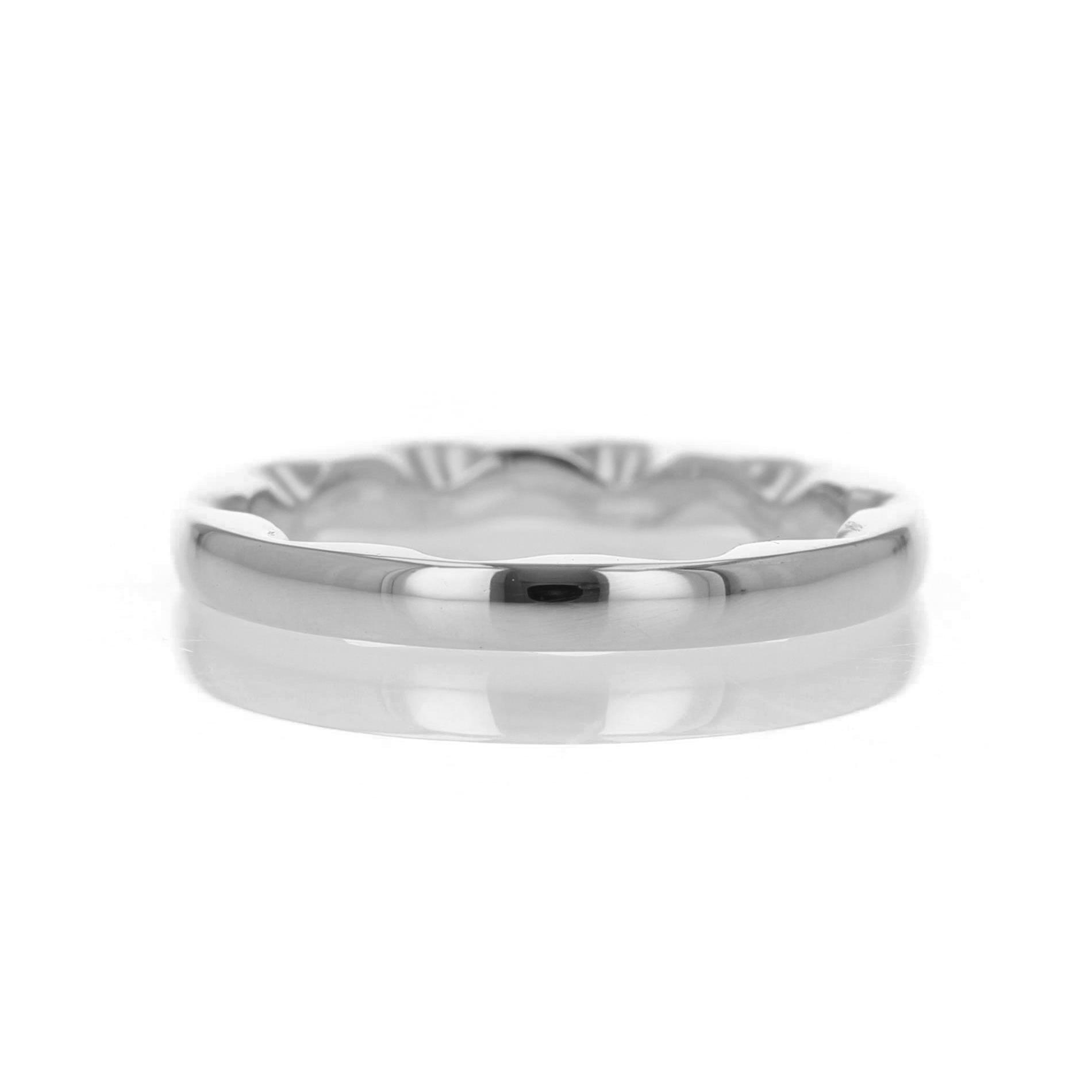 Silver / リング / surf (波)thin