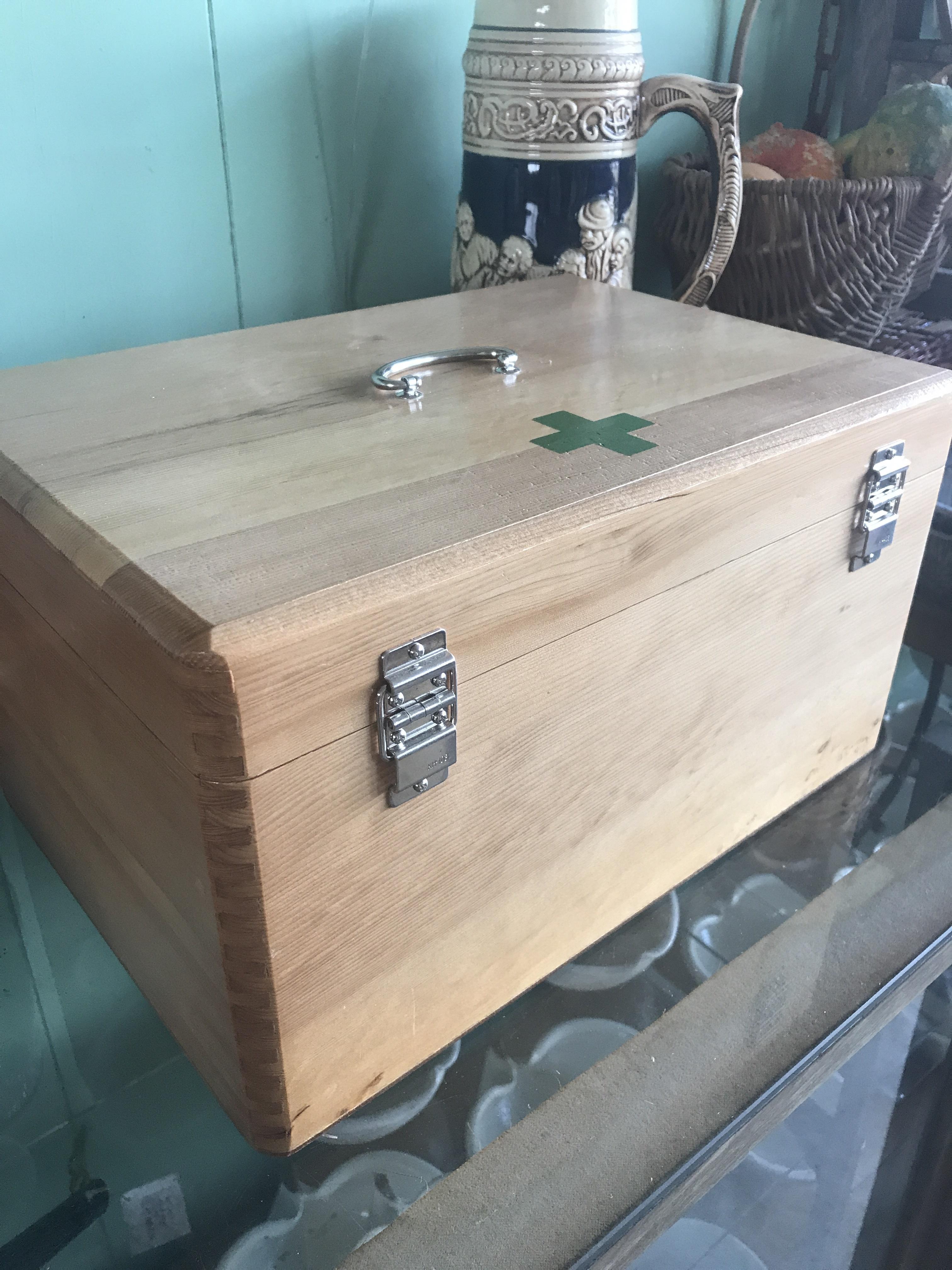 レトロ 救急箱