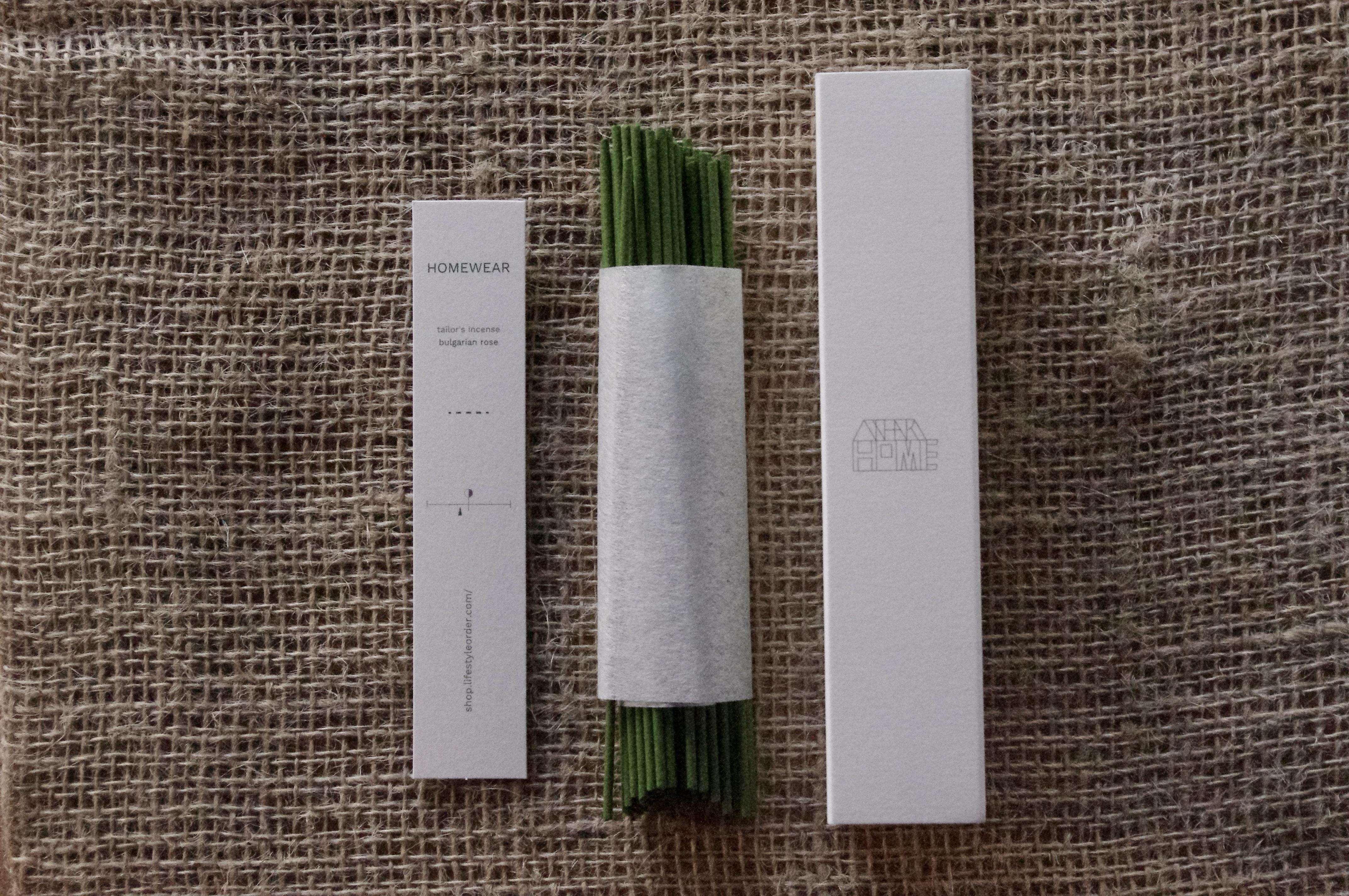 TIC001 - tailor's incense (線香)