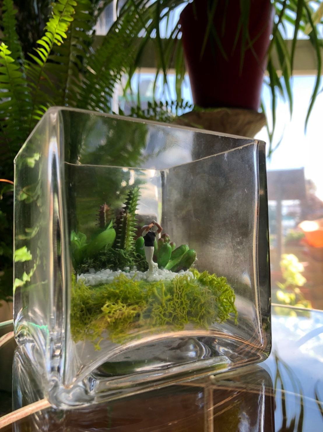 フェイカーズ グラスワールド ゴルフ - FAKER'S GLASS WORLD GOLF