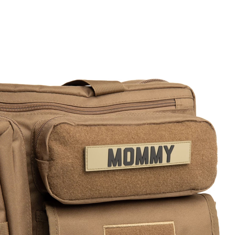 MOMMY NAME TAPE PATCH 【TACTICAL BABY GEAR】
