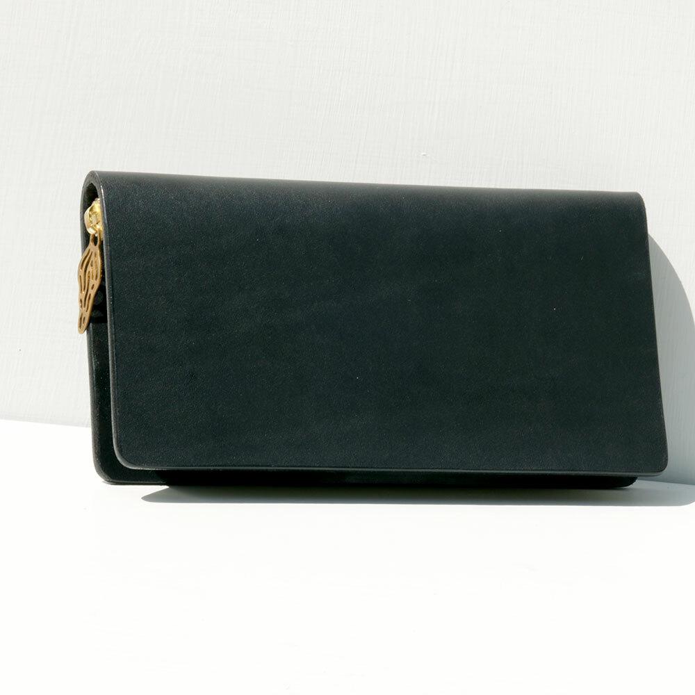 mu long wallet (black)