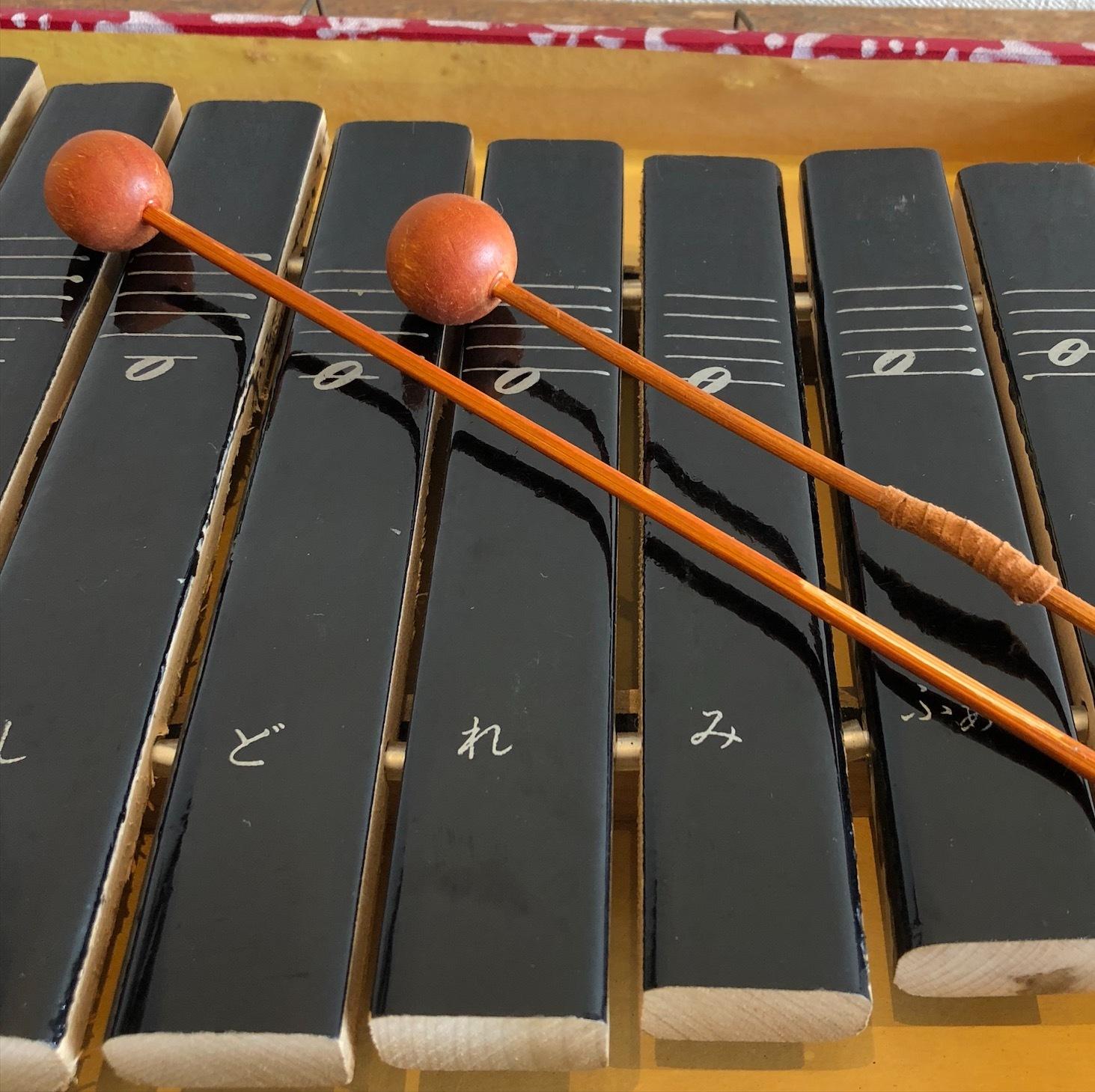 カバン型木琴