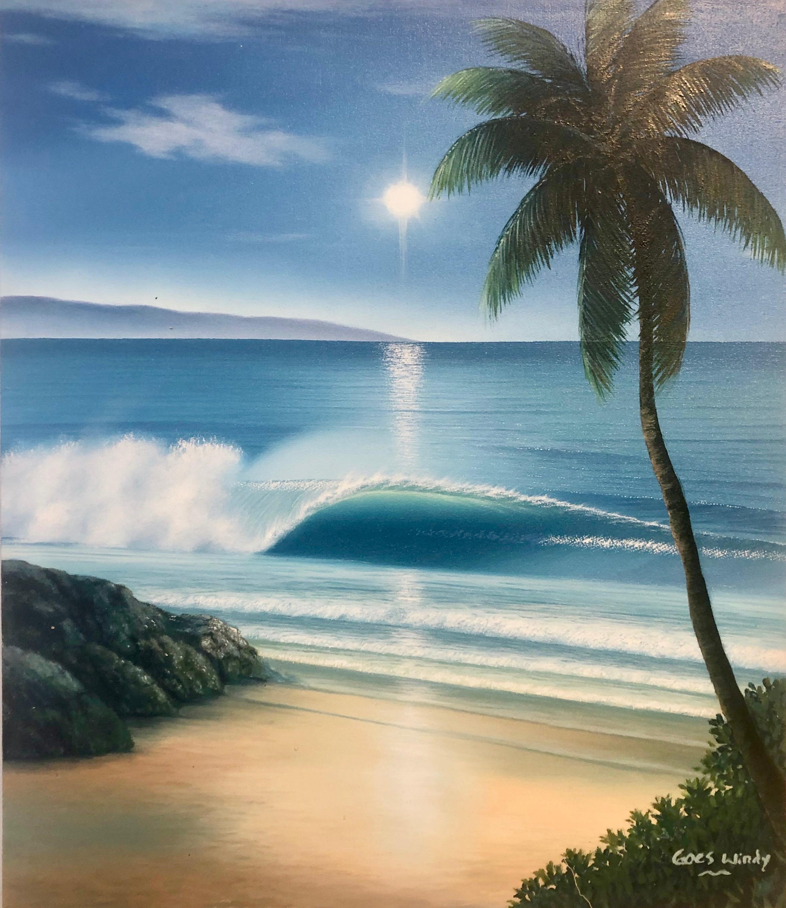 Dreamland Wave Art F10