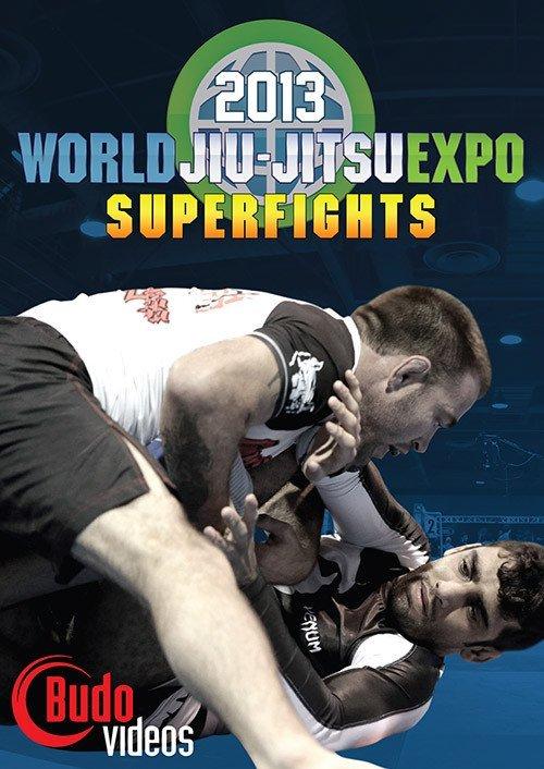ワールド柔術エキスポ2013 スーパーファイト ノーギ試合