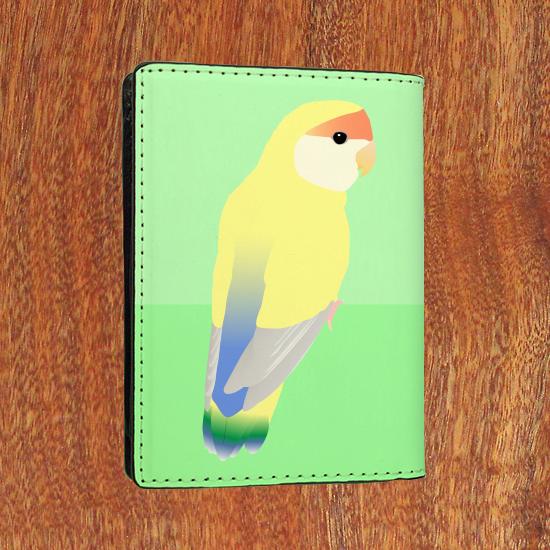 コザクラインコ オーストラリアンシナモン カードケース