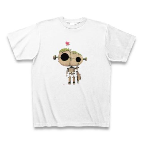 Tシャツ(ホワイト)ロゴなし