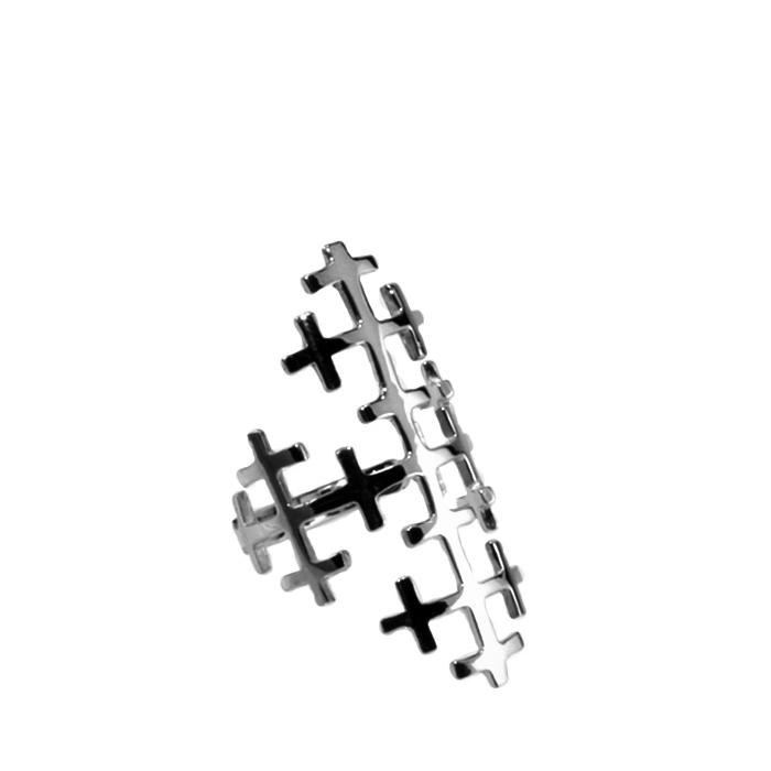 タトゥーリング 【Special Cross - Silver】