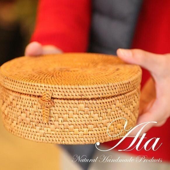 ■当日出荷■アタ製 おしゃれなキャンディボックス 裁縫道具入れ A05 (小物入れ、あめちゃん入れ、お菓子入れ)