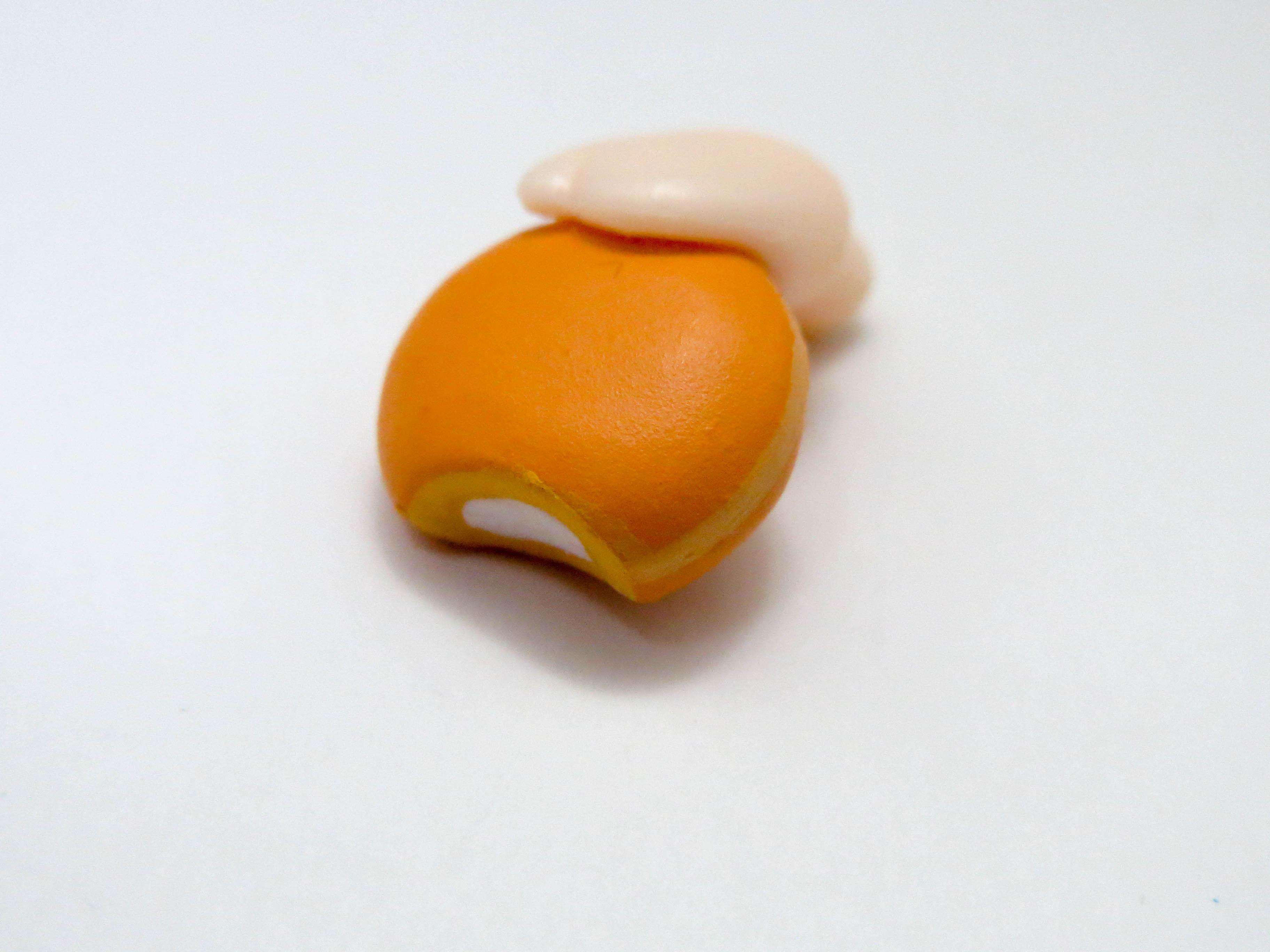 再入荷【424】 忍野忍 小物パーツ 食べかけドーナツ(穴なし) ねんどろいど