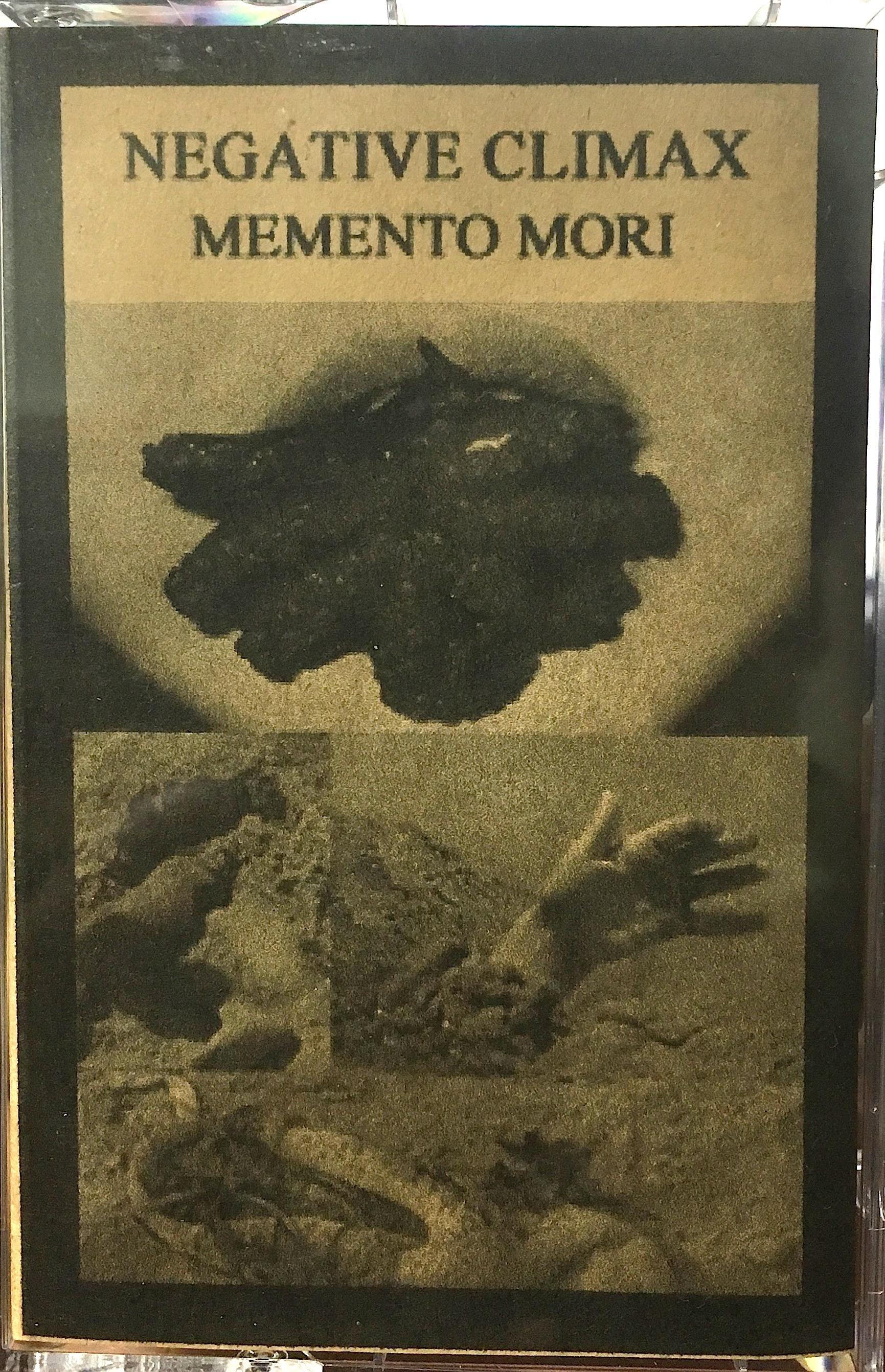 Negative Climax – Memento Mori(CS)