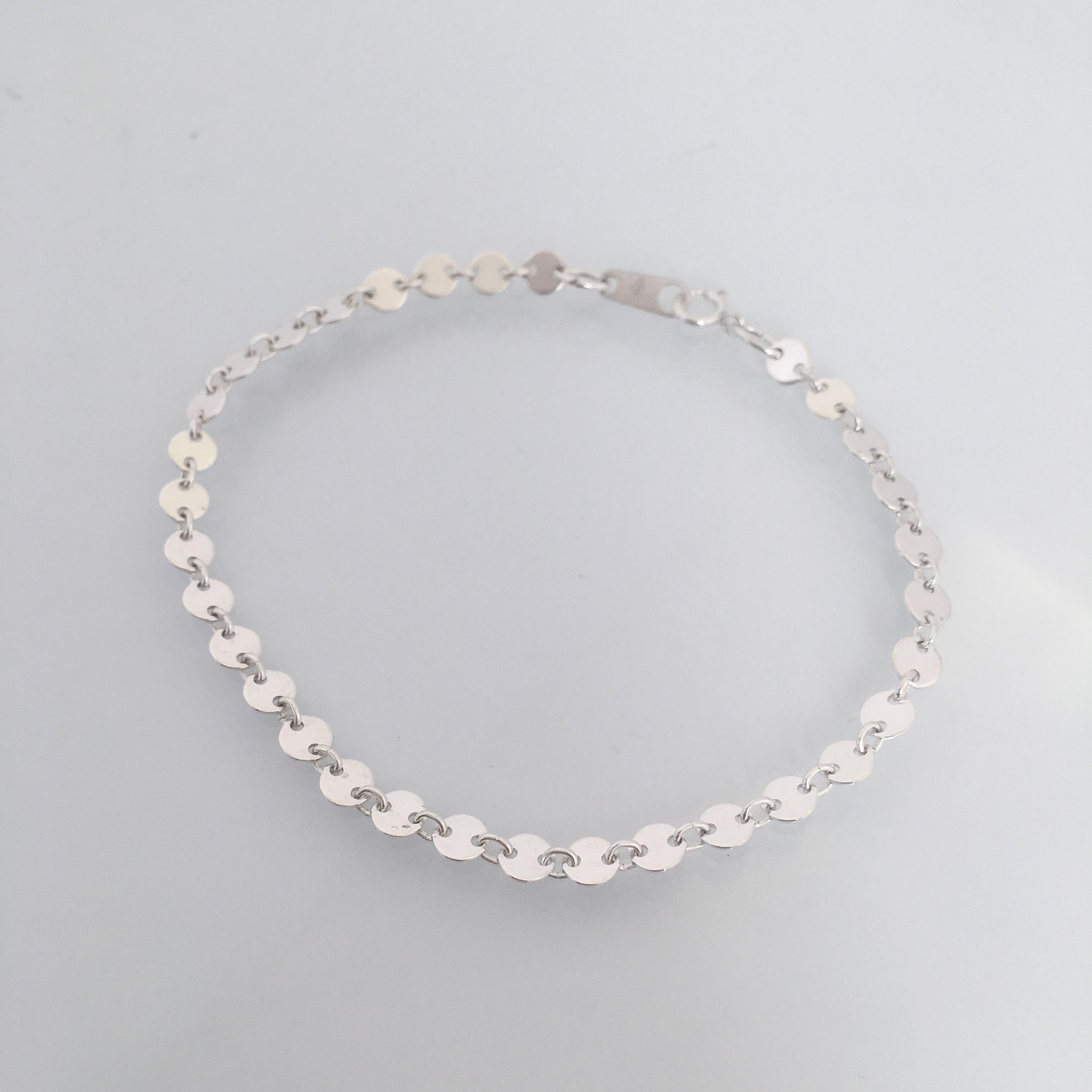 【受注生産】B-S1 silver925 bracelet