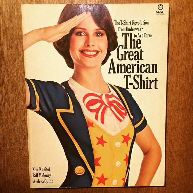 ファッションスナップ集「The Great American T-Shirt」 - 画像1