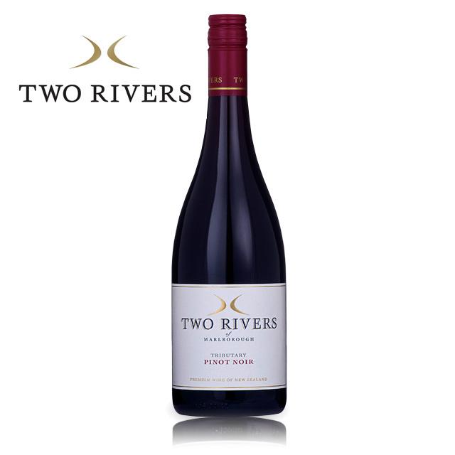 TWO RIVERS Tributary Pinot Noir 2016 / トゥーリバーズ トリビュータリー ピノノワール